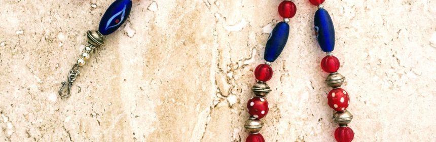 Two-Tone Silver Jewelry